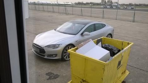 """Moj"" prvi Tesla"